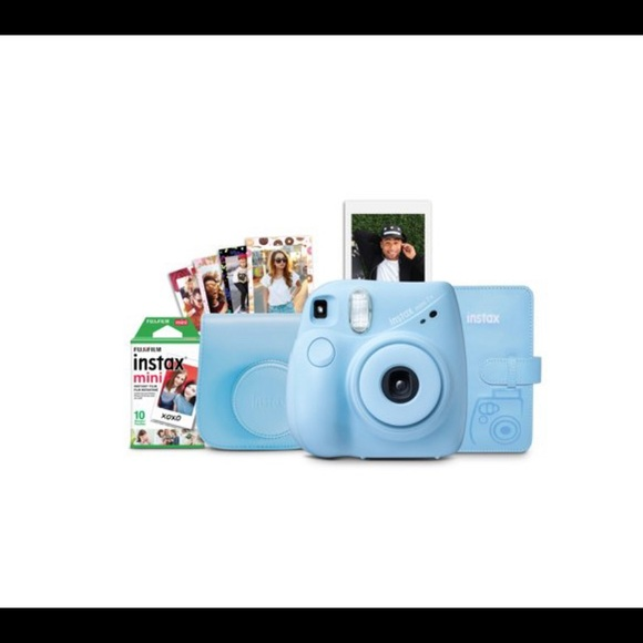 NEW Fuji instax mini 7s bundle